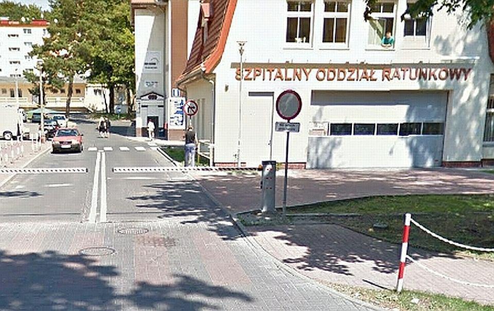 Szpital w Koszalnie