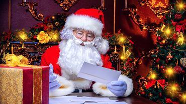 List do Mikołaja należy napisać odpowiednio wcześniej. Zdjęcie ilustracyjne