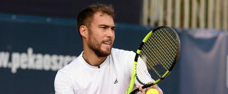 Tenis. Jerzy Janowicz musi zaczynać od zera. ''Nie był przygotowany do takiej gry w tenisa''