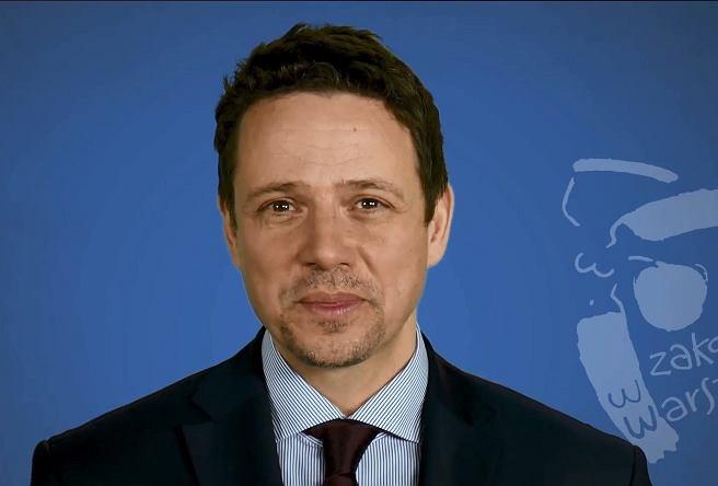 Rafał Trzaskowski podsumował 100 dni prezydentury