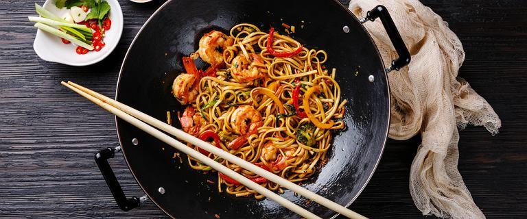 Patelnia wok - coś dla miłośników kuchni orientalnej. Jaką wybrać?