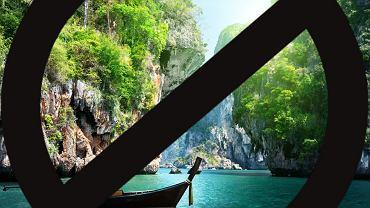Tajlandia, nie dla etycznego podróżnika