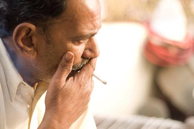 Przewlekła obturacyjna choroba płuc występuje przede wszystkim u nałogowych palaczy