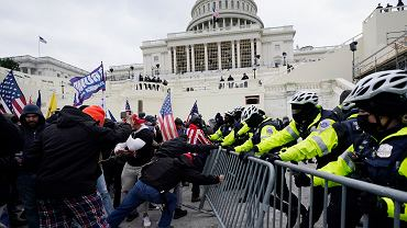 Zamieszki na Kapitolu z 6 stycznia 2021 r.