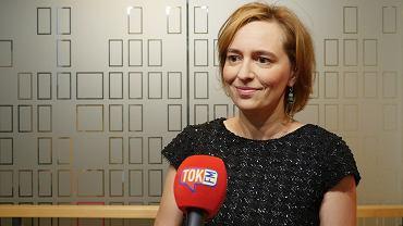 Karolina Lewicka, dziennikarka TOK FM.