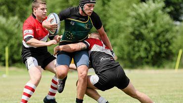 Mecz w rugby
