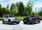 Hybrydowe Jeepy Renegade 4Xe i Compass 4Xe w wersji First Edition już w Europie