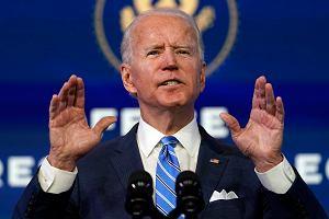 Biden na starcie wyda 1,9 bln dol. na wsparcie przeciw pandemii