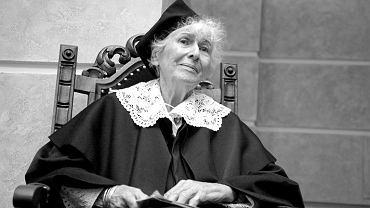 Nie żyje Joanna Kulmowa. Zmarła w wieku 90 lat