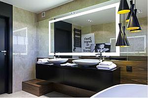 Jak oświetlić lustro łazienkowe? Jakie lampy łazienkowe wybrać nad lustro