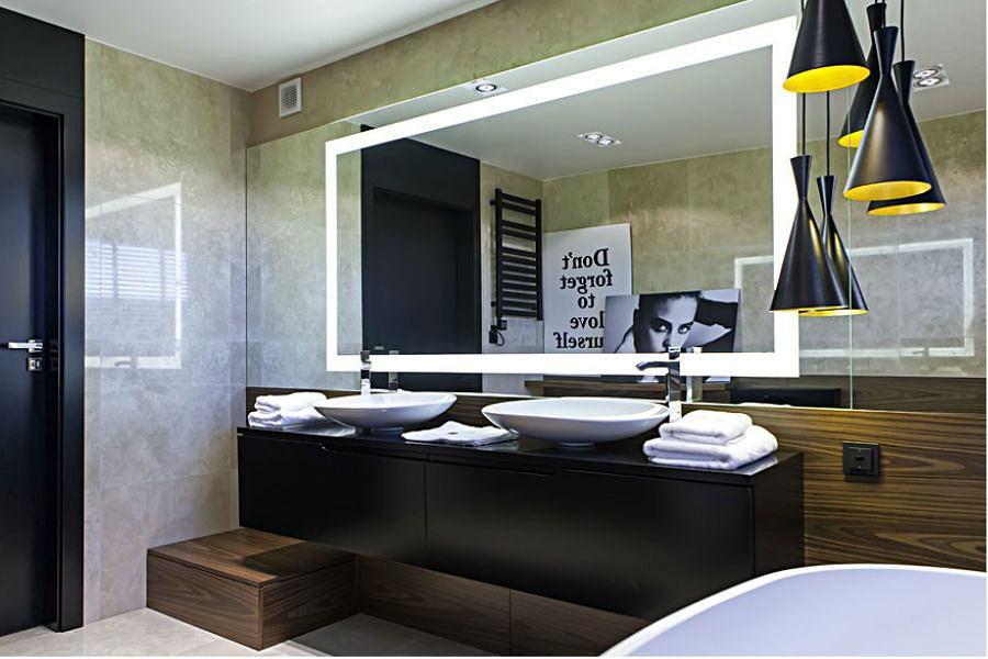 Jak Oświetlić Lustro łazienkowe Jakie Lampy łazienkowe
