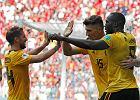 Mistrzostwa świata w piłce nożnej 2018. Belgia - Tunezja. Popis Belgów. Romelu Lukaku dogonił Cristiano Ronaldo