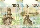 Krym na stu rublach. Rosyjski bank centralny emituje kontrowersyjne banknoty kolekcjonerskie