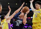 NBA. Blake Griffin w Detroit Pistons. LA Clippers będą jeszcze handlować