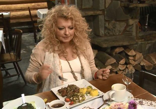 """Magda Gessler wygrała w sądzie z właścicielem restauracji po """"Kuchennych Rewolucjach"""". Właściciel restauracji po """"Kuchennych Rewolucjach"""" w Łebie musi zapłacić zadośćuczynienie i przeprosić. Chodzi o restaurację """"Łebska Chata - chata góralska"""" z Łeby, którą Magda Gessler odwiedziła pięć lat temu."""