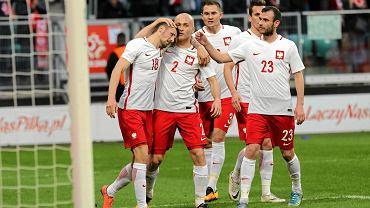 Mecz Polska - Finlandia we Wrocławiu