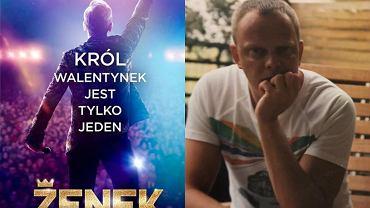 Krysiak o molestowaniu na planie filmu 'Zenek'