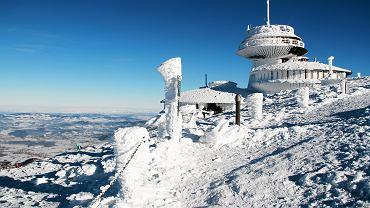 Obserwatorium IMGW na Śnieżce