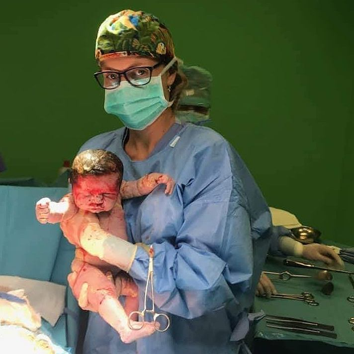 Kiara przyszła na świat dzięki in vitro