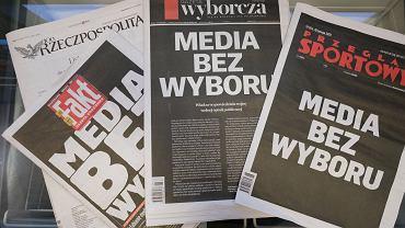 Akcja Media bez wyboru