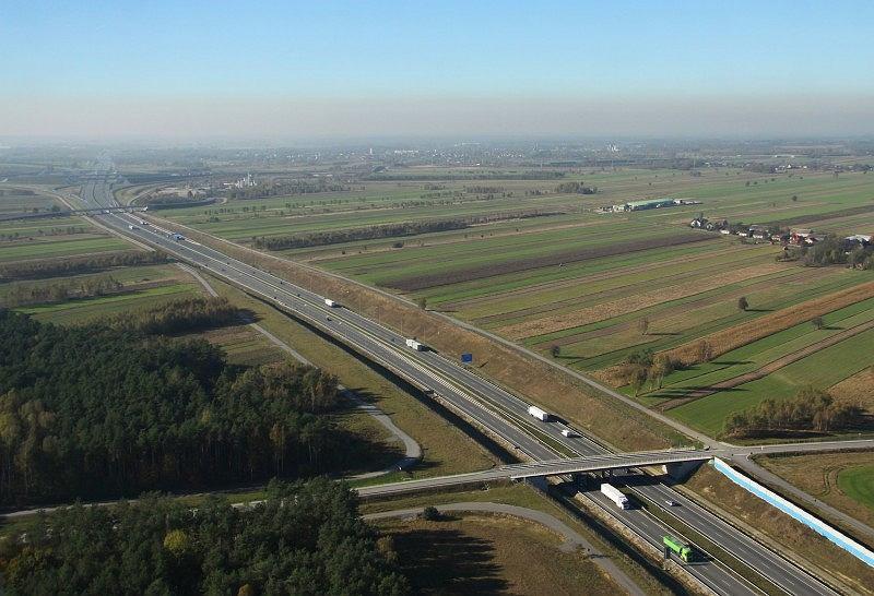 Autostrada A2 - Łódzkie