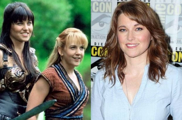 Lucy Lawless, Renée O'connor