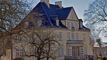 Akcja walentynkowa przed Ambasadą RP w Oslo