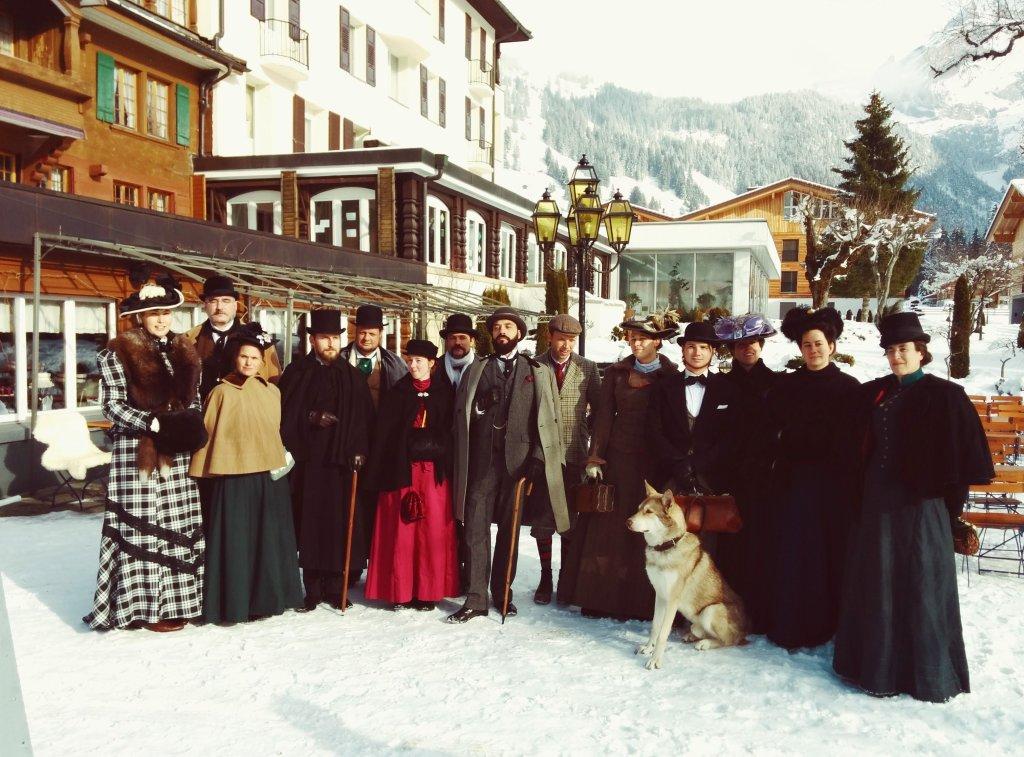 Tydzień Belle Epoque w szwajcarskim Kandersteg