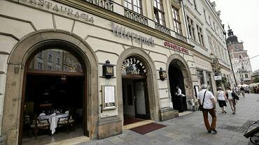 Restauracja Wierzynek na Rynku Głównym w Krakowie