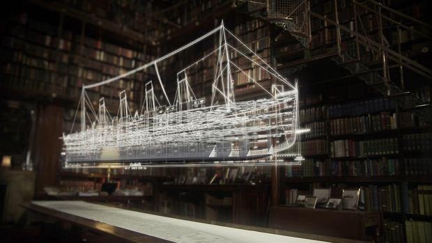 'Titanic: 1912 akta sprawy'