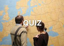 Ekstremalny quiz z geografii. Rozpoznaj państwo po tym, z kim graniczy