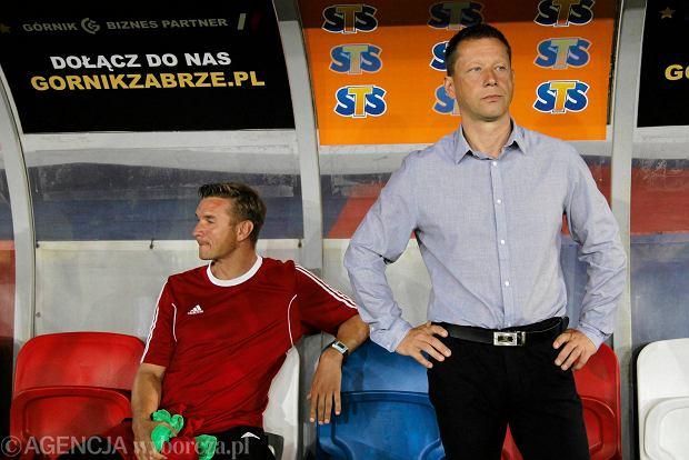 Dariusz Banasik będzie od stycznia nowym trenerem Zagłębia Sosnowiec