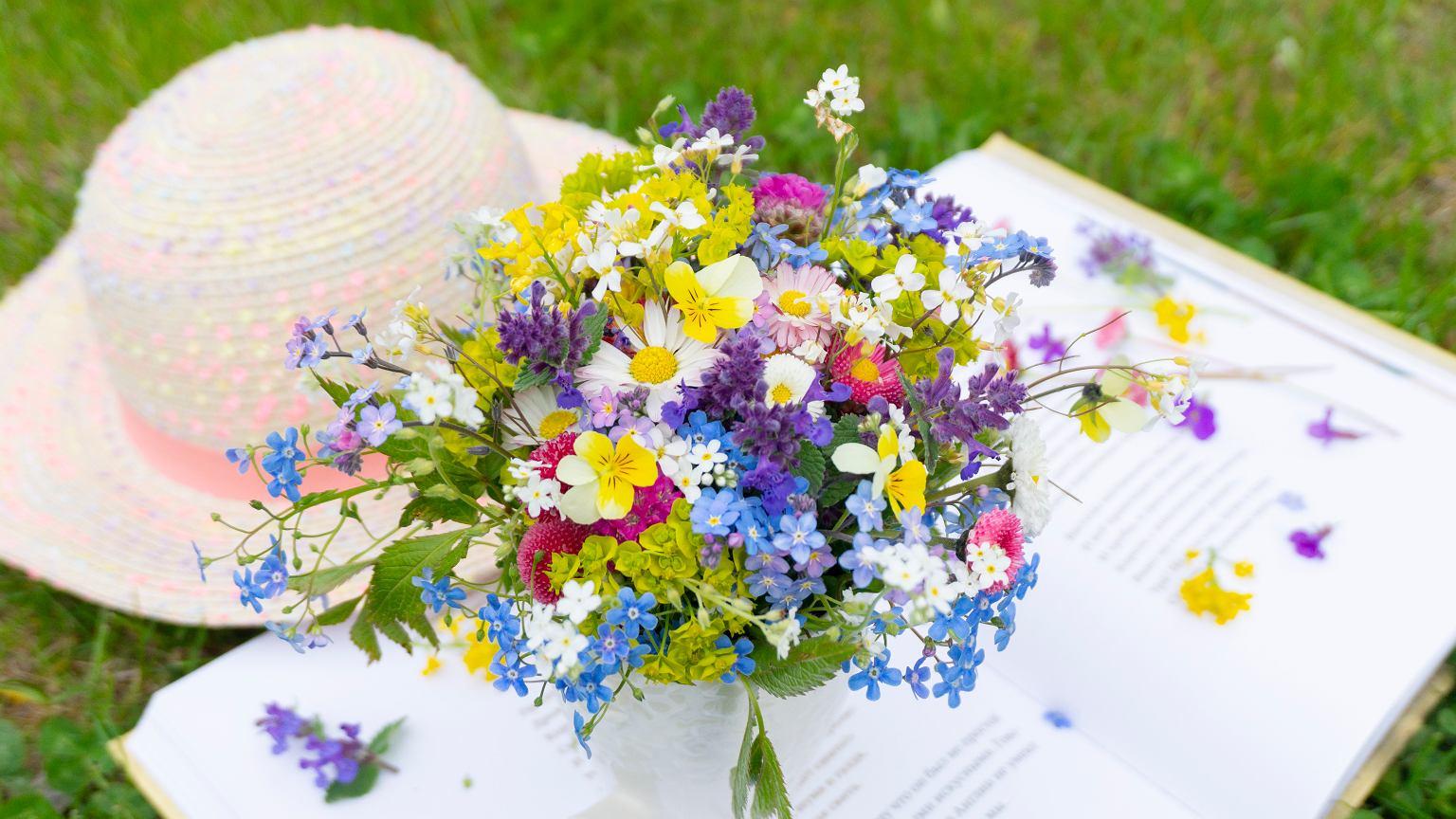 Wiosenny nastrój warto pielęgnować