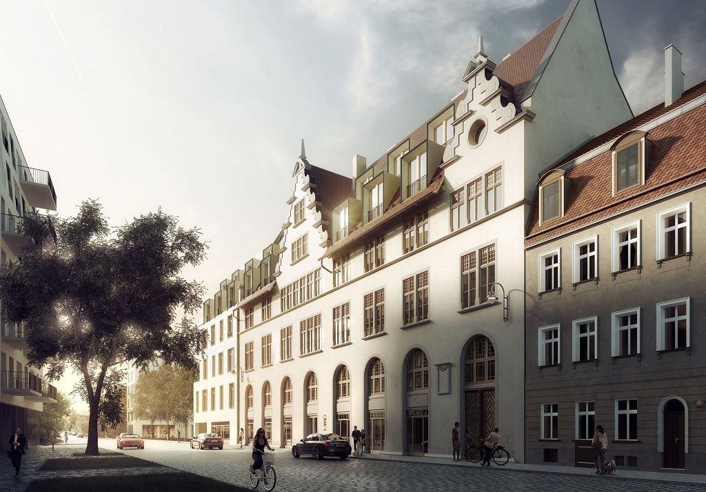 Inwestycja Witolda 3840 firmy Okre Development