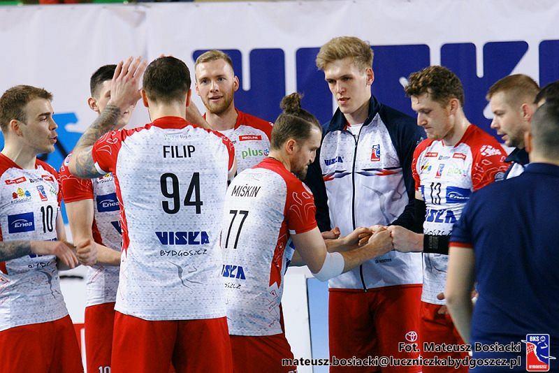 W ostatniej fazie sezonu w PlusLidze zespół wzmocnili Michal Masny i Michał Filip, który zagra w Korei