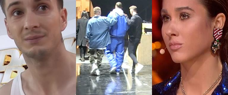 """Gwiazdy """"Dance Dance Dance"""" poruszone zachowaniem Krzysztofa Jonkisza: Czekaliśmy na tę solówkę"""