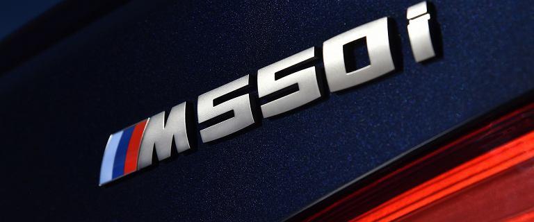 BMW M550i z jeszcze mocniejszym silnikiem ? pod maską dobrze znane V8