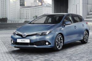 Toyota Auris po faceliftingu