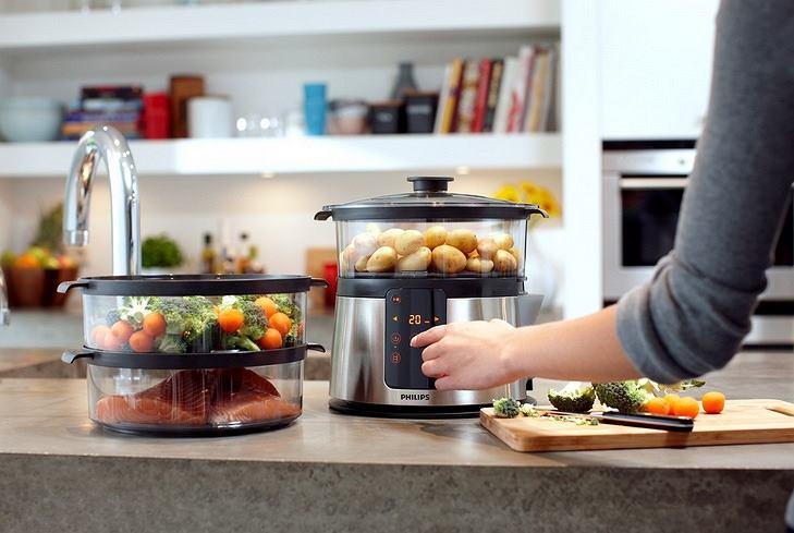 Parowar - przygotujesz zdrowe i pełnowartościowe posiłki