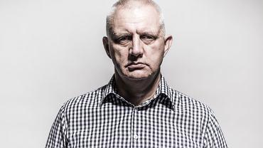 Marek Lisiński, prezes fundacji Nie Lękajcie Się