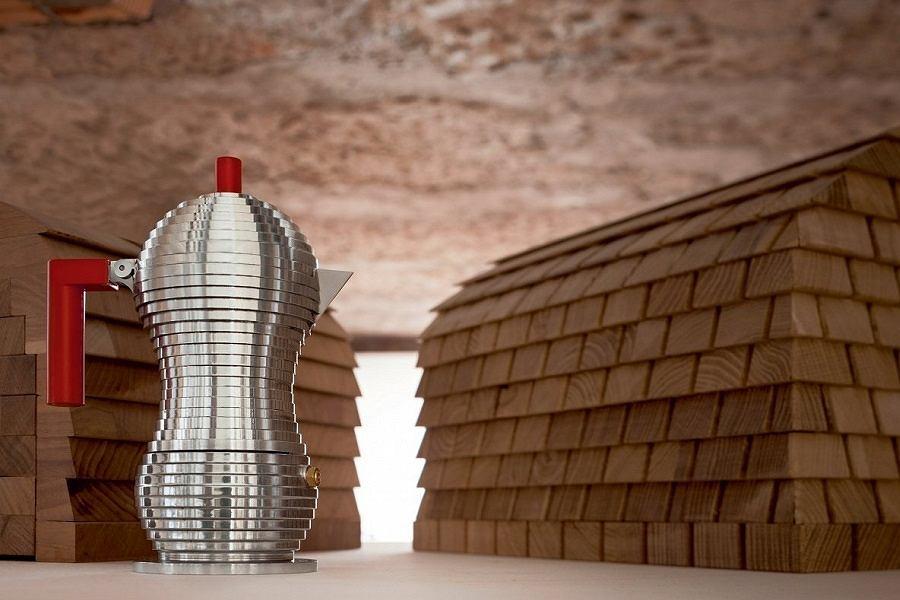 Kawiarka Alessi to jedna z najlepszych modeli na rynku.