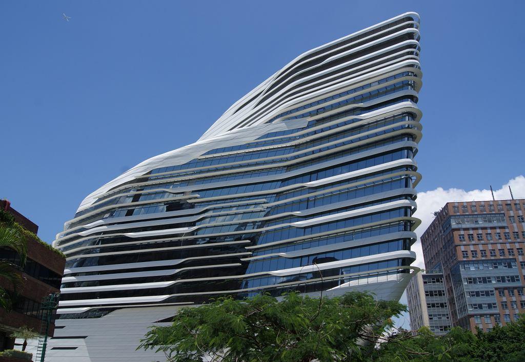 The Jockey Club Innovation Tower, Hong Kong