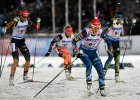 MŚ w biathlonie. Biathlonistki na saletrze i pod wiatr