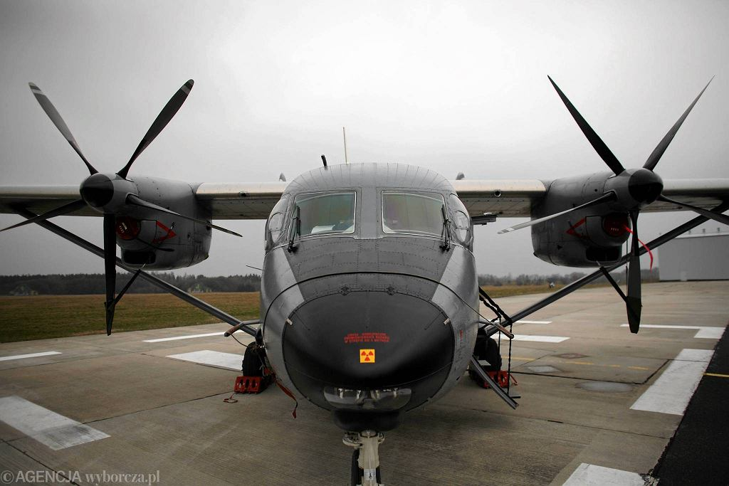 Samolot ratunkowy Bryza