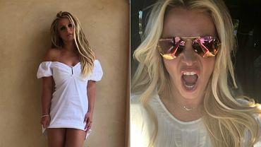Britney Spears wściekła się na paparazzi. Uważa, że pogrubili ją na zdjęciach