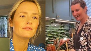 Olga Frycz pokazała mieszkanie Zofii Zborowskiej