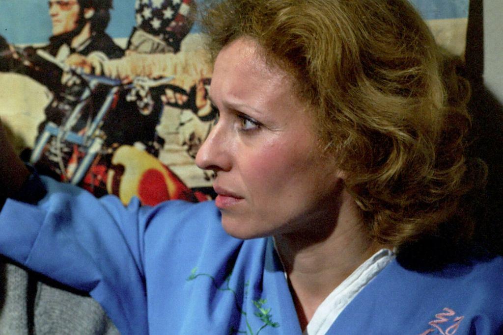 Joanna Sobieska, kadr z filmu 'Zero życia'