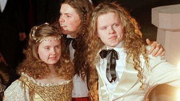 Barby, Paddy i Angello Kelly
