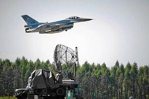 Polskie myśliwce patrolują Bałtyk. Przechwyciły rosyjski samolot rozpoznawczy Su-24MR