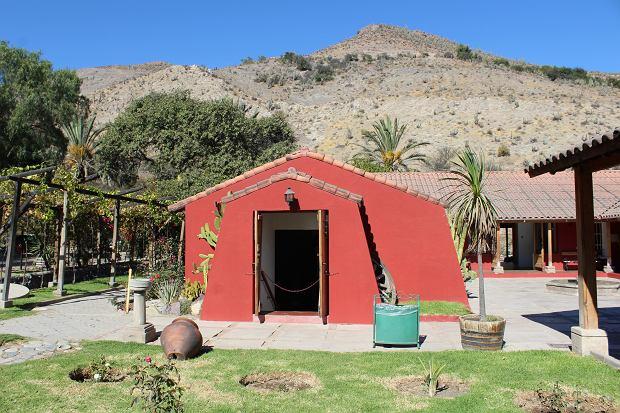 Chilijski krajobraz